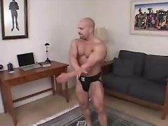BODYBUILDERS BAREBACK-PART4