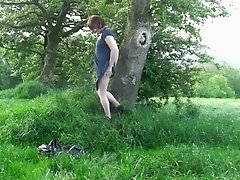 Jenny Smith treehugging tranny