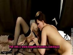 Bianka and Jo lovely lesbian girls fingering