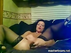 Janice bringing myself to an anal orgasm