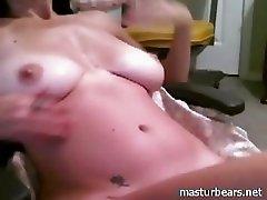 Squirting orgasm Lotta 46 from Danmark
