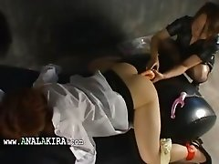 ultra hot analhole asian fisting