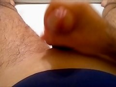 My Hot Long Precum And Cum HD