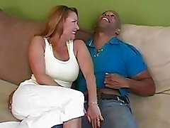 Sexy interracial cuckold