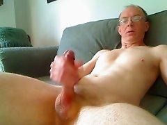me masturbating again!