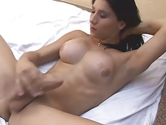 Adriana Rodrigues very hot masturbation