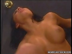 Big Tit Chick Hammered