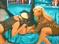 Babette Blue - Fisting Queen
