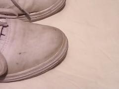 Bailey Brooke's sneakers