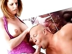 Tranny wife gets a hardcore anal pounding from her hubby