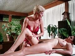 Vintage chicks have a wild orgy party with horny hunks