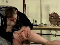 Nips and pits gay sex first time Tightly secured and unable