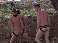 danish aarhus boy & gay porn actor - chris jansen - sex movie 21 (08m35s)