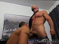 Teen gay sex cute boys fucked Horny Office Butt Banging