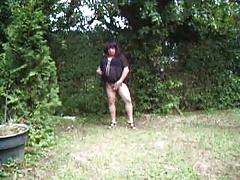 ich auf meiner outdoorspielwiese.