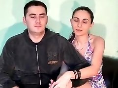 Young couple's private porn