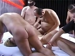German-Gangbang Party 25