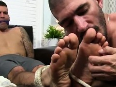 Gay twink free sex foot xxx Johnny Foot Fucks Caleb