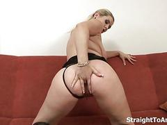Alexa Bold Anal Stretched And Fucked