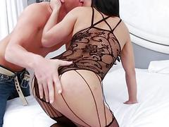 TS Danielly Colucci assfucked deep