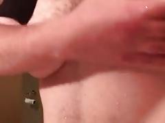 Huge man boobs