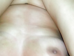Hispanic wife fucked by big cock Rico Gardner hubby films