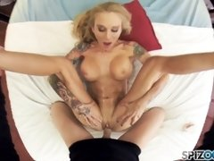 Tatted Honey Screwed - PornGem
