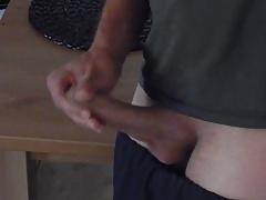 wanking dick