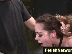 FetishNetwork Zoey Foxx slave training