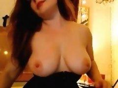 Rebecca of lingerie big tits - slutcamsfree(dot)com