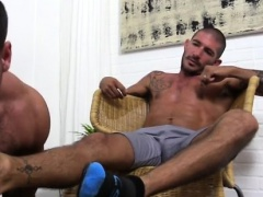 Feet boy gay sex movie first time Johnny Hazzard Stomps Rick