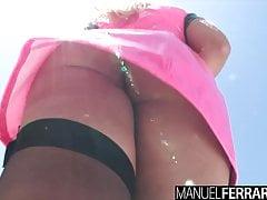 Manuel ferrara - Bridgette B Big Tit Slut Ass Fucked