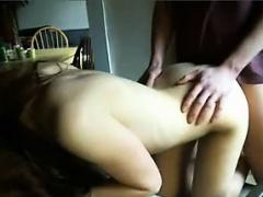 Pretty Brunette Wants Some Hard Dick