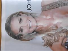 I cum for Heidi Klum
