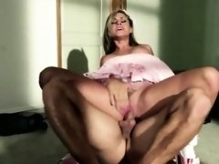 Blonde Slut Kennedy Riding Step Dad Long Schlong