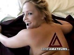 Alexis Texas in amateur style hardcore porn video