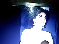 Cum Tribute To keerthy Suresh Face