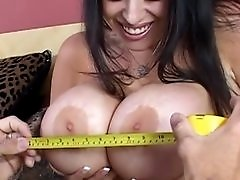 Her Huge Boobs Make His Cock ReadyTo Explode