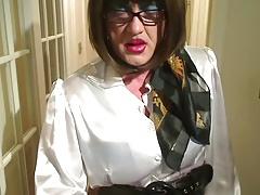 Candi secretary style
