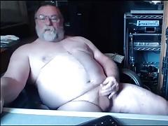 Dad Shoots a Load