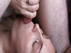 Creampie for Sarah
