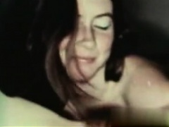 Retro amateur lesbian action - Fucked her on CHEAT-MEET.COM