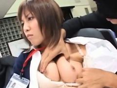Asian sweetheart is fucked well