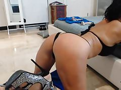 Hot Milf Big Tits Teasing