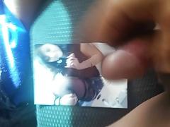 cum tribute for fb friend alyssa