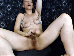 FAT AND HAIRY PUSSY 29
