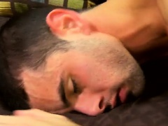 Hardcore gay Jake Steel's exhausted of paying for his stud P