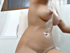 amateur with great tits fingering pussy live cam