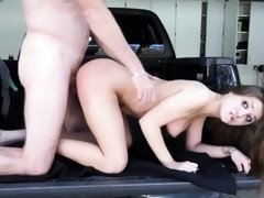 Horny hottie babe Jojo Kiss need a large cock to fuck