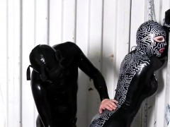 Unbelievable BDSM action with fetish models